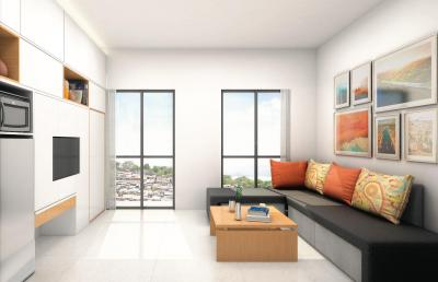 Gallery Cover Image of 510 Sq.ft 1 BHK Apartment for buy in Marathon NeoHomes NeoSkies, Bhandup West for 5800000
