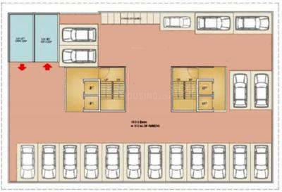 Gallery Cover Image of 700 Sq.ft 1 BHK Apartment for rent in Natasha Enclave, Thane West for 17000