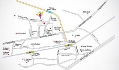 Damji Shamji Shah Tivon Park Wing E And F