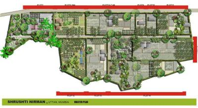 Project Image of 635.07 - 1302.43 Sq.ft 2 BHK Villa for buy in Jay Shrushti Nirman II
