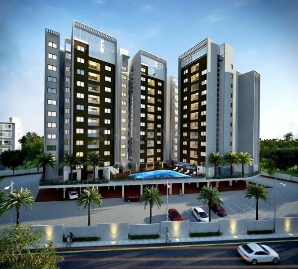 Project Image of 1047.0 - 1498.0 Sq.ft 2 BHK Apartment for buy in Ramky RWD Lemongraz