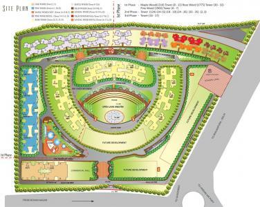 Gallery Cover Image of 1900 Sq.ft 3 BHK Apartment for buy in SVP Gulmohur Greens, Rajendra Nagar for 9500000