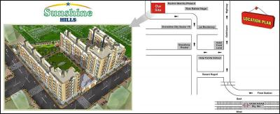 Gallery Cover Image of 610 Sq.ft 1 BHK Apartment for rent in Vasai East for 6500