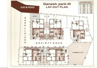 Gallery Cover Image of 1850 Sq.ft 3 BHK Independent House for rent in Shree Siddhi Ganesh Park 3, Chanakyapuri for 18000