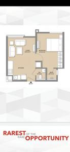 Project Image of 0 - 338.0 Sq.ft 1 BHK Apartment for buy in Lodha Majiwada Tower 5