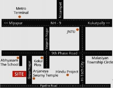 Project Image of 1500 - 1550 Sq.ft 3 BHK Apartment for buy in Prem Prem Nest