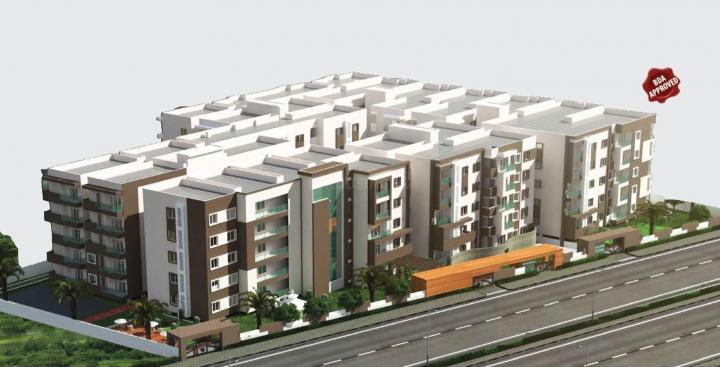 Project Image of 938.0 - 1045.0 Sq.ft 3 BHK Apartment for buy in United Sai Arcade
