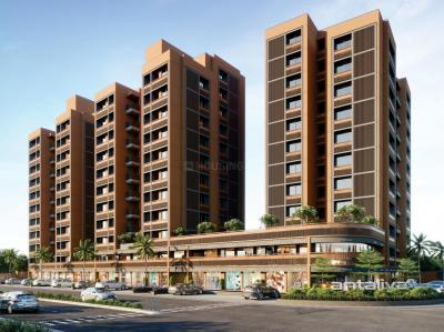 Project Image of 557.68 - 745.72 Sq.ft 2 BHK Apartment for buy in Badrinarayan Antaliya 99