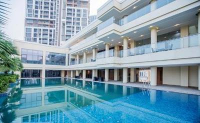 Gallery Cover Image of 1730 Sq.ft 3 BHK Apartment for rent in Tata Housing Avenida, New Town for 35000