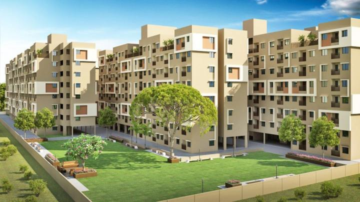 Project Image of 381.0 - 583.0 Sq.ft 2 BHK Apartment for buy in Om Shanti Gold Plus