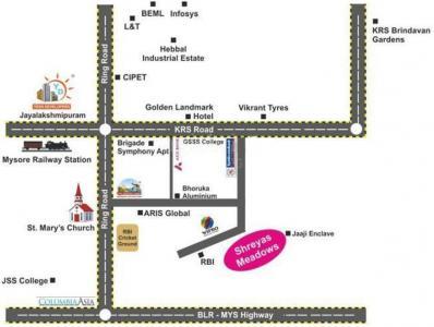 Gallery Cover Pic of Anuradha Shreyas Meadows