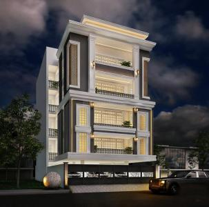 Project Image of 1800.0 - 1850.0 Sq.ft 3 BHK Apartment for buy in JS Independent Builder Floor