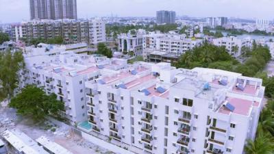 Gallery Cover Image of 1485 Sq.ft 3 BHK Apartment for buy in Garudachala Blossom, Krishnarajapura for 7621100