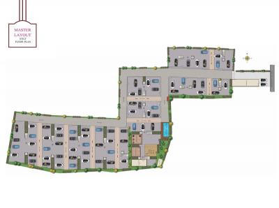 Project Image of 562 - 1592 Sq.ft 1 BHK Apartment for buy in Colorhomes Avenue