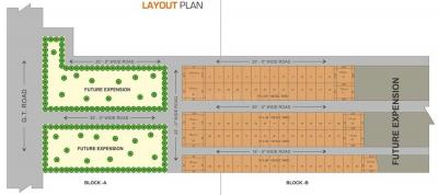 Project Image of 0 - 1600.0 Sq.ft Residential Plot Plot for buy in  Melax Studio Plots