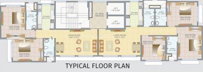 त्रिधातु भवेश्वर विलास में खरीदने के लिए 0 - 800.29 Sq.ft 2 BHK अपार्टमेंट प्रोजेक्ट  की तस्वीर