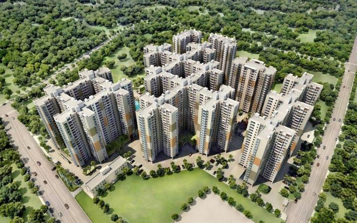 Project Image of 593 - 2287 Sq.ft 2 BHK Apartment for buy in KLP Abhinandan
