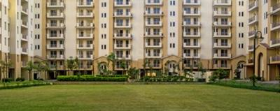 Gallery Cover Image of 1450 Sq.ft 3 BHK Apartment for rent in Emaar Palm Hills, Sector 77 for 20000