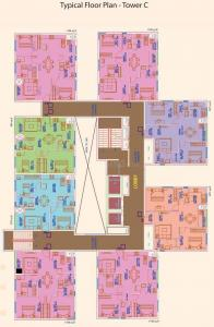 Gallery Cover Image of 850 Sq.ft 2 BHK Apartment for buy in Mantri Celestia, Nanakram Guda for 7000000