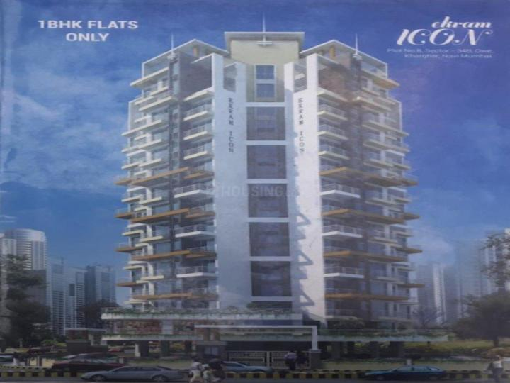 Project Image of 325.07 - 402.46 Sq.ft 1 BHK Apartment for buy in Vikram Ekram Icon