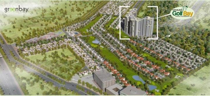 Project Image of 425.0 - 1624.0 Sq.ft 1 BHK Apartment for buy in Vihaan Golf Bay