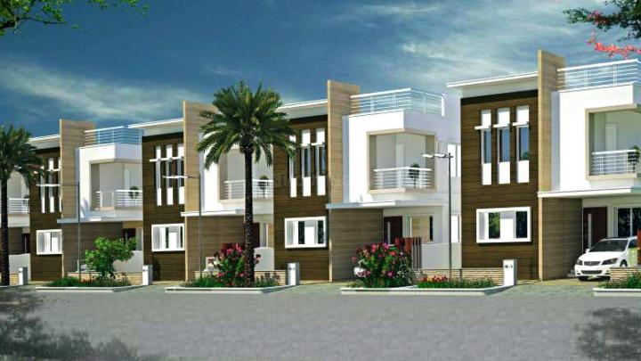 Project Image of 1585 - 1940 Sq.ft 3 BHK Villa for buy in Modi Villa Orchids