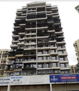 Gallery Cover Image of 1120 Sq.ft 2 BHK Apartment for buy in Orient Plaza, Kharghar for 7800000