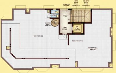 Project Image of 806.0 - 1131.0 Sq.ft 2 BHK Apartment for buy in Sreerosh Alicia