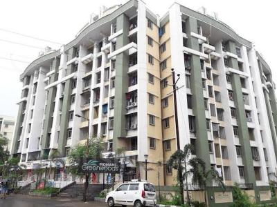 Gallery Cover Image of 925 Sq.ft 2 BHK Apartment for buy in Greenwoods, Badlapur West for 4500000