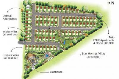 Star Homes Tulip Apartments Block C