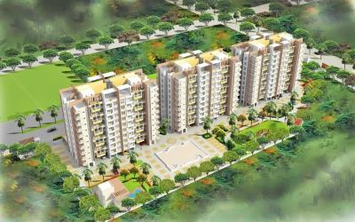 Project Image of 503.0 - 691.0 Sq.ft 1 BHK Apartment for buy in Aurum Elementto