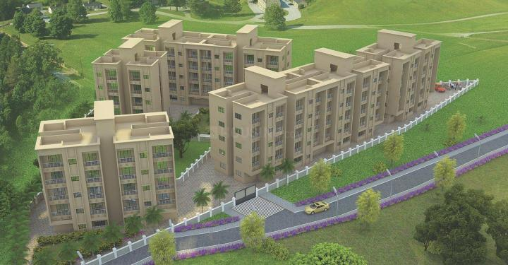 Project Image of 416.0 - 640.0 Sq.ft 1 RK Apartment for buy in Royal Nest