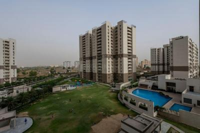 Gallery Cover Image of 1420 Sq.ft 3 BHK Independent Floor for buy in Vatika India Next, Sector 83 for 8200000