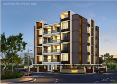 Project Image of 2210 - 2290 Sq.ft 3 BHK Apartment for buy in Swastik Shrimay Residency