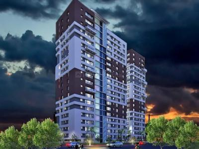 Gallery Cover Image of 1950 Sq.ft 3 BHK Apartment for rent in Alcove Regency, Topsia for 60000