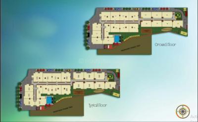 कोइवॉल्वे एसेट अलकजर में खरीदने के लिए 1324 - 1945 Sq.ft 2 BHK अपार्टमेंट प्रोजेक्ट  की तस्वीर