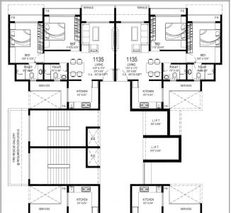Project Image of 510.0 - 520.0 Sq.ft 2 BHK Apartment for buy in Keystone Solista