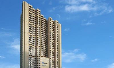 Project Image of 344.0 - 532.0 Sq.ft 1 BHK Apartment for buy in Raunak Residency