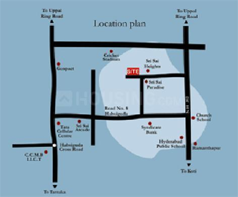 Project Image of 0 - 2160 Sq.ft Residential Plot Plot for buy in Sai Aakruthi Country