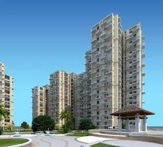Gallery Cover Image of 1060 Sq.ft 2 BHK Apartment for rent in The Antriksh Golf Links, Noida Extension for 12000