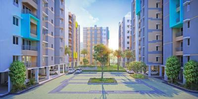 Gallery Cover Image of 982 Sq.ft 3 BHK Apartment for buy in Signum Parkwoods Estate, Mankundu for 2729187