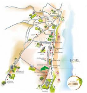 Gallery Cover Pic of Pacifica Aurum Villas Phase 2