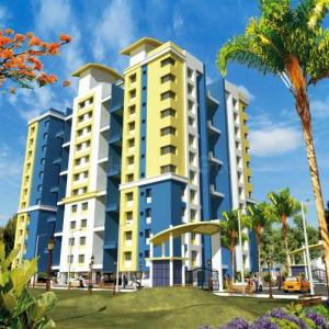 Project Image of 1035 - 1302 Sq.ft 2 BHK Apartment for buy in Ashish Constructions Promoters And Builders Ecstasy