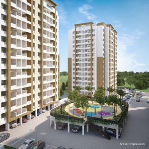 Gallery Cover Image of 644 Sq.ft 1 BHK Apartment for buy in Chirag Grande View 7, Ambegaon Budruk for 4300000