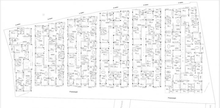 Project Image of 860.0 - 1010.0 Sq.ft 2 BHK Apartment for buy in Ruby City Connect