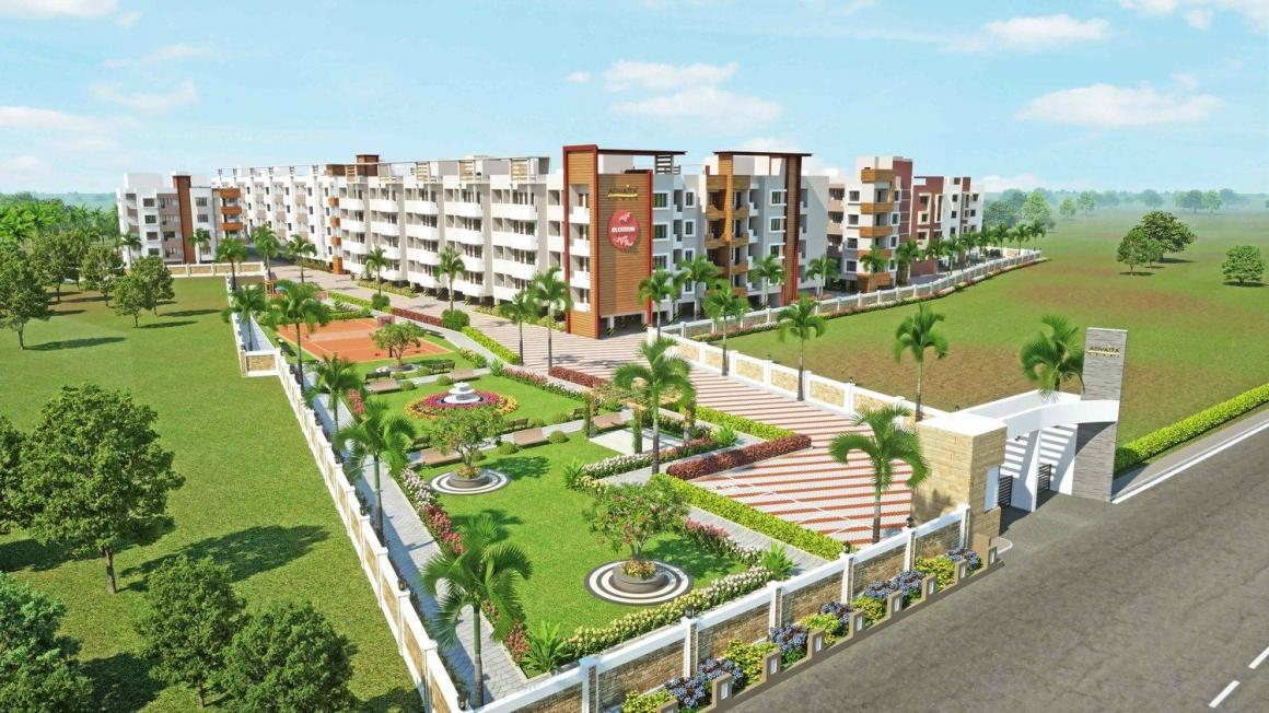 Project Image of 633.0 - 1402.0 Sq.ft 1 BHK Apartment for buy in Advaita Blossom
