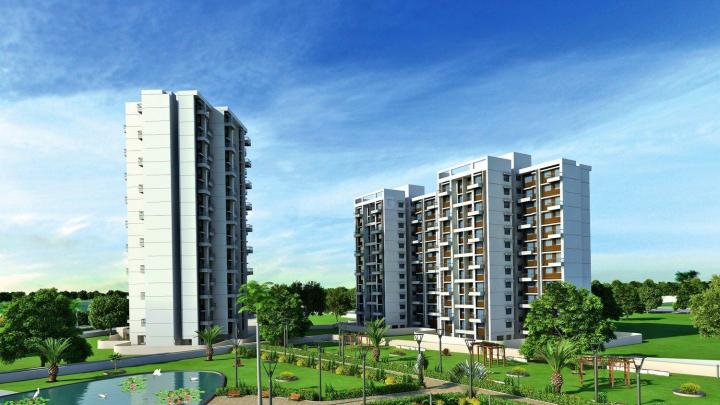Project Image of 297.0 - 556.92 Sq.ft 1 BHK Apartment for buy in Neptune Neptune Triveni Sangam