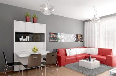 वंदना फ्लोरा में खरीदने के लिए 0 - 1555 Sq.ft 3 BHK अपार्टमेंट प्रोजेक्ट  की तस्वीर