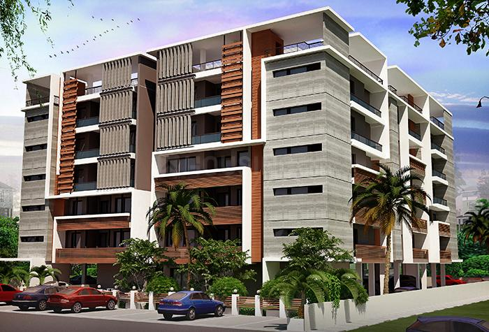 Project Image of 2300.0 - 4467.0 Sq.ft 3 BHK Apartment for buy in Grand Vault Upasna Mayfair