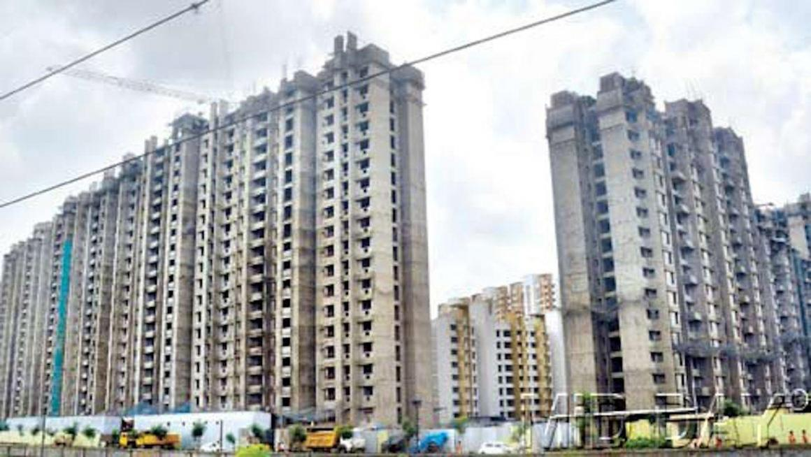 Project Image of 432.39 - 1249.47 Sq.ft 1 BHK Apartment for buy in Indiabulls Greens 3
